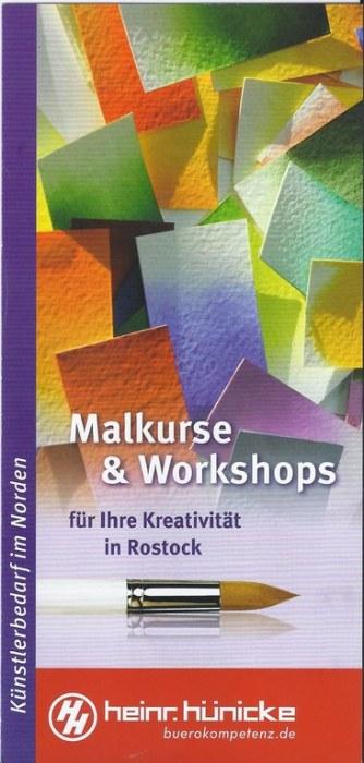 Hünicke Rostock malkurse und workshops bei heinr hünicke rostock 1 bilder