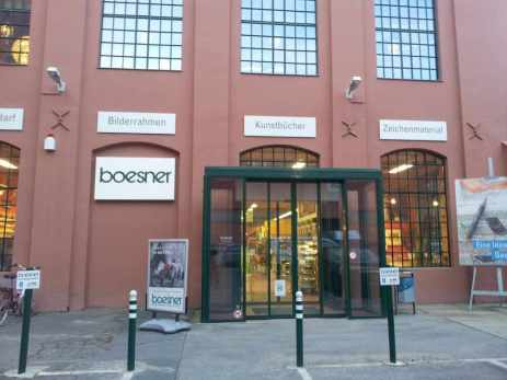 Boesner in Berlin (c) Susanne Haun