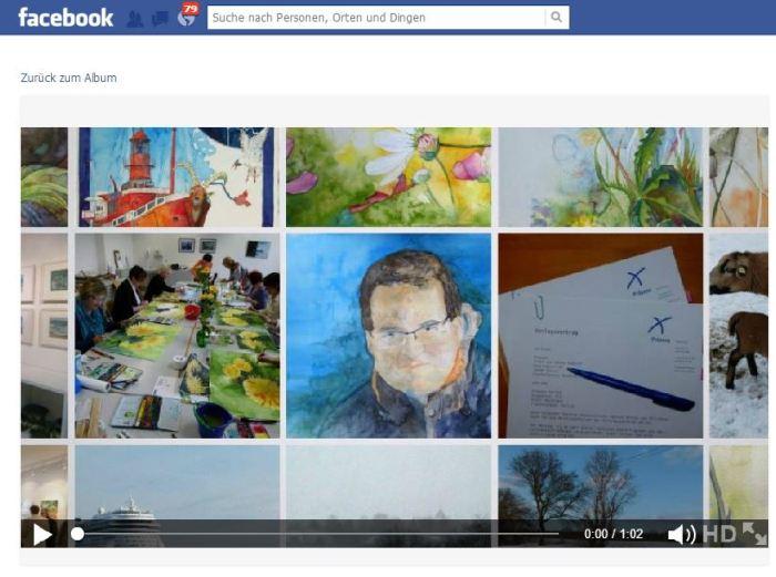 Das Video von Facebook zum 10. Geburtstag über Frank Koebsch
