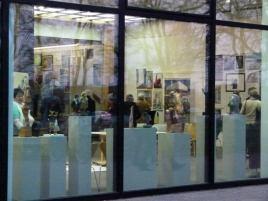 Einblicke in die Ausstellung Rostock kreatic (c) Frank Koebsch (2)