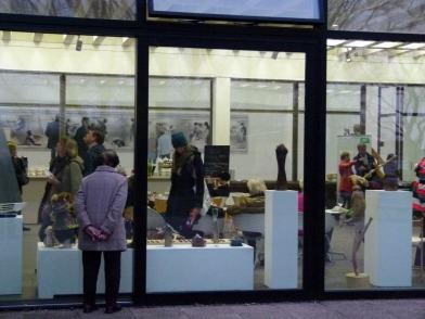 Einblicke in die Ausstellung Rostock kreatic (c) Frank Koebsch (3)