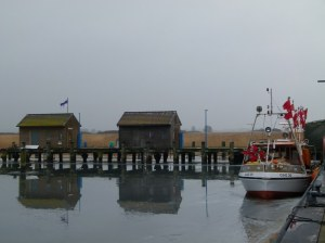 Winter im Hafen von Gager auf Rügen (c) FRank Koebsch (2)