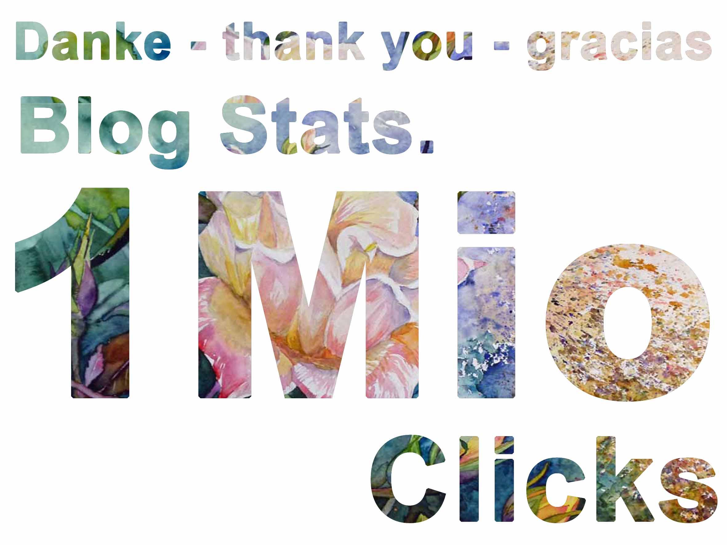 1 Mio Clicks auf frankkoesch.wordpress.com