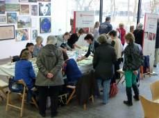 Aquarellkurs mit Frank Koebsch in der Kunsthalle Rostock im Rahmen Rostock kreativ (12)