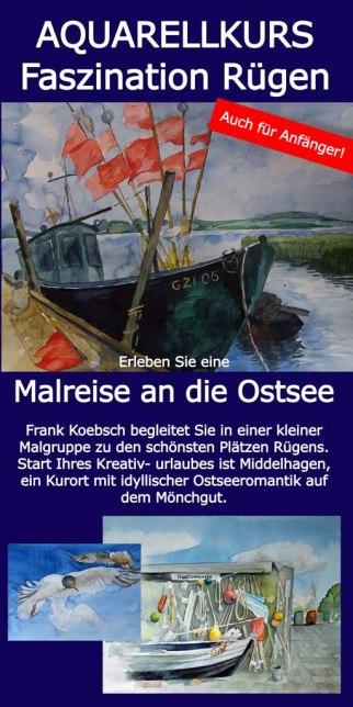 Malreise Faszination Rügen 2020 - 2021 Seite 1
