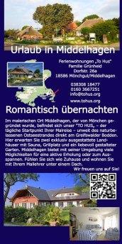Malreise Faszination Rügen 2020 - 2021