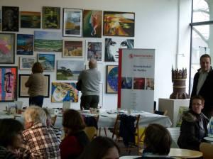 Heinr.Hünicke und die Kunsthalle Rostock organisieren einen Aquarellkurs im Rahmen Rostock kreativ (2)