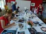 Aquarellkurs Grundlagen Portrait mit Frank Koebsch (1)