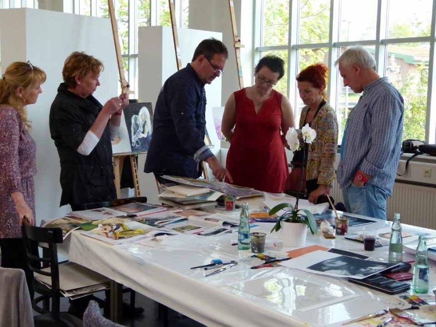 Aquarellkurs Grundlagen Portrait mit Frank Koebsch (8)