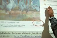 effektive Kommunikation über Kunst in Facebook (c) Boris A. Knop