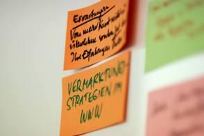 Erfahrungsaustausch im Workshop - Kunst und Kommunikation im Social WEB (c) Boris A. Knop