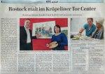 Heinr Hünicke und Frank Koebsch laden zum Malen ins KTC ein