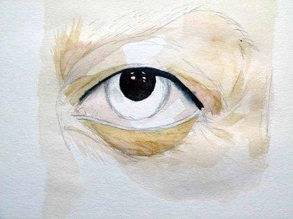 Wie male ich ein Auge in Aquarell (c) Frank Koebsch (4)