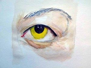 Wie male ich ein Auge in Aquarell (c) Frank Koebsch (5)
