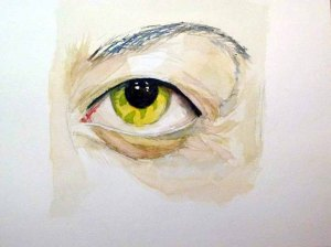 Wie male ich ein Auge in Aquarell (c) Frank Koebsch (6)