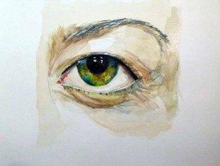 Wie male ich ein Auge in Aquarell (c) Frank Koebsch (8)