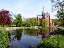 Doberaner Münster als Motiv für einen Aquarellkurs (c) FRank Koebsch (2)