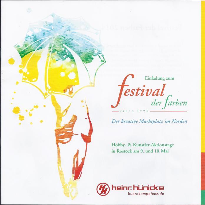 Festival der Farben