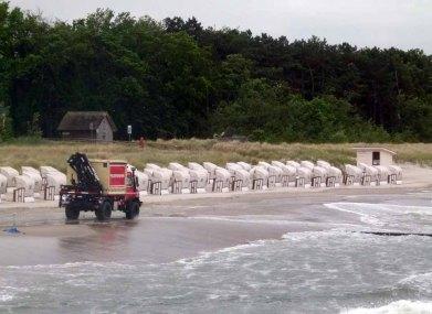 Feuerwehr am Strand von Zingst (c) Frank Koebsch (1)