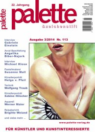 Palette & Zeichenstift Ausgabe 3 -2014