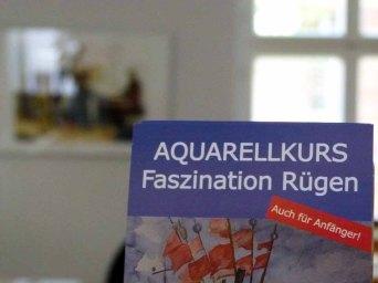 Aquarelle von Frank Koebsch im KIZ Schwerin (4)