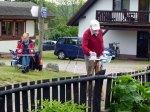 Aquarellkurs beim Pfarrwitwenhaus in Groß Zicker (c) Frank Koebsch (1)