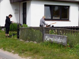 Aquarellkurs beim Pfarrwitwenhaus in Groß Zicker (c) Frank Koebsch (10)