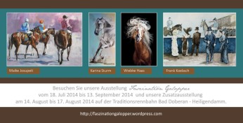 Faszination Galopper - Flyer - Seite 2