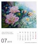 Kalenderblatt Juli 2015