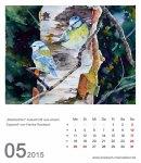 Kalenderblatt Mai 2015