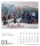 Kalenderblatt März 2015