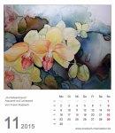 Kalenderblatt November 2015