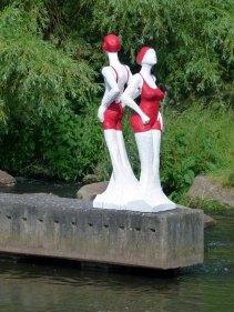 Kunst Offen an der Recknitz - Nando Kallweith (c) Frank Koebsch (1)
