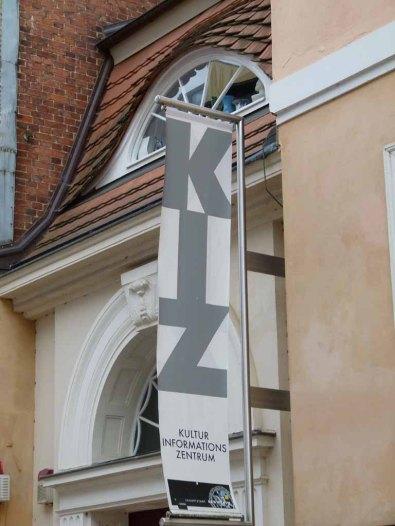 Kurlturinformationszentrum (KIZ) in Schwerin (c) Frank Koebsch