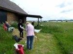 Malkurs auf den Boddenwiesen von Middelhagen (c) FRank Koebsch (4)