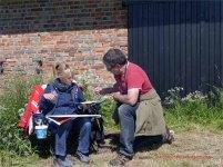 Malkurs in Middelhagen mit FRank Koebsch 3(c) Carola Peters