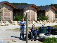 Malkurs mit Frank Koebsch - im Hafen von Groß Zicker 7 (c) Carola Peters