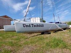 Und Tschüuß bis zum nächsten Malkurs auf Rügen (c) FRank Koebsch