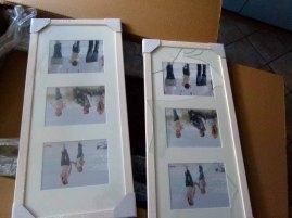 Defektes Glas bei der Lieferung von Hama (c) Frank Koebsch (2)