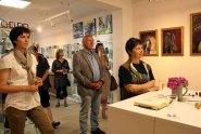 Eröffnung der Ausstellung Faszination Galopper (c) Karina Sturm