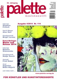 Palette & Zeichenstift 4 / 2014