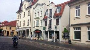 Severina Straße mit der Galerie Severina (c) FRank Koebsch