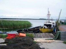 wildromantischer Fischereihafen von Groß Zicker September 2007 (c) Frank Koebsch (2)