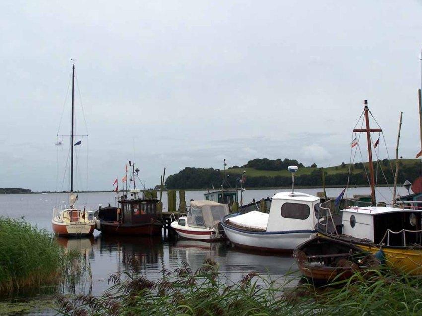 wildromantischer Fischereihafen von Groß Zicker September 2007 (c) Frank Koebsch (3)