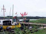 wildromantischer Fischereihafen von Groß Zicker September 2007 (c) Frank Koebsch (4)