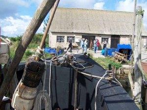 wildromantischer Fischereihafen von Groß Zicker September 2007 (c) Frank Koebsch (7)