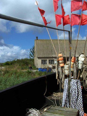 wildromantischer Fischereihafen von Groß Zicker September 2007 (c) Frank Koebsch (8)