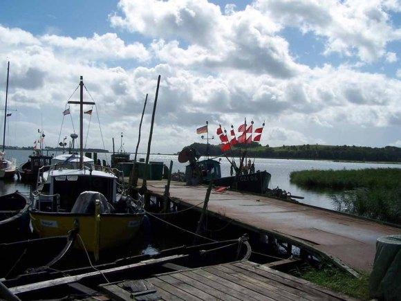 wildromantischer Fischereihafen von Groß Zicker September 2007 (c) Frank Koebsch (9)