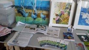 Gutes Aquarellpapier ist die wichtigste Grundlage für ein gutes Aquarell (c) Frank Koebsch (3)