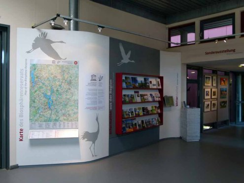 Ausstellung im Biosphärenreservat Schaalsee (c) Frank Koebsch (1)